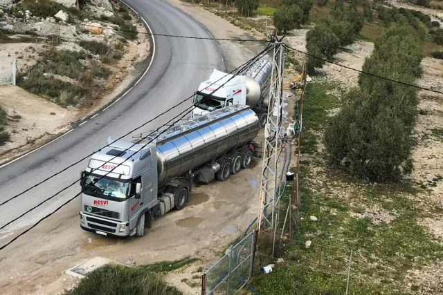 suministro de agua potable en Málaga